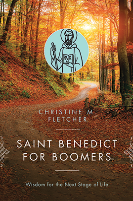 St Benedict for Boomers - cover picture